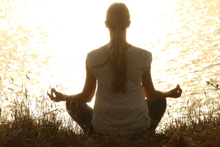 Meditate 10-30 minutes a day to a relaxed and mindful you
