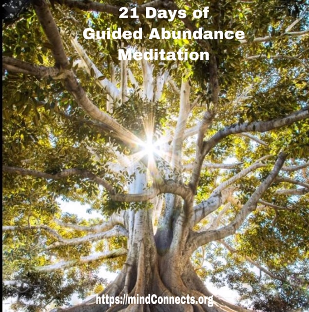 21 Days of Guided Abundance Meditation